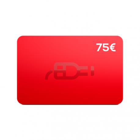 Gift Card 75€