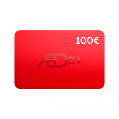 Cartão Presente 100€