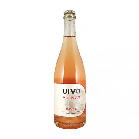 Uivo Espumante PT Nat Rosé Pinot Noir Bruto 2019