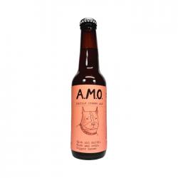 Cerveja Artesanal A.M.O. British Strong Ale