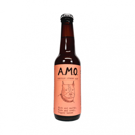 Craft Beer A.M.O. British Strong Ale