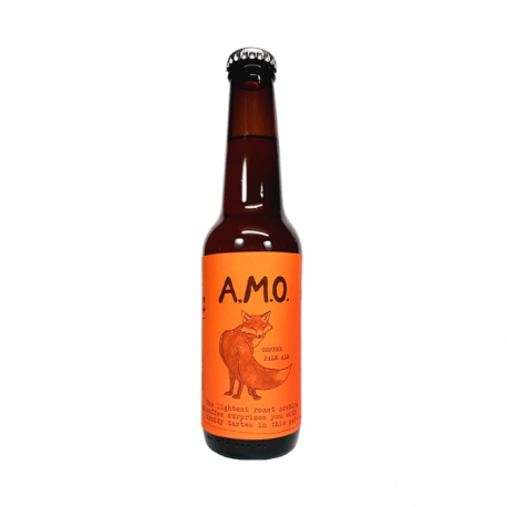 Cerveja Artesanal A.M.O. Raposinha Pale Ale