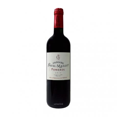 Château Franc-Maillet Pomerol Red 2014