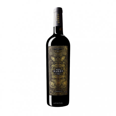 Monte Barbo Reserve Red 2014