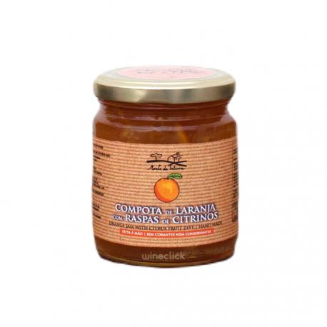 Monte da Talisca Orange Jam with Citrus Fruit Zest