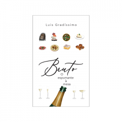 Brut Book - Sparkling at the Table (Portuguese Edition)
