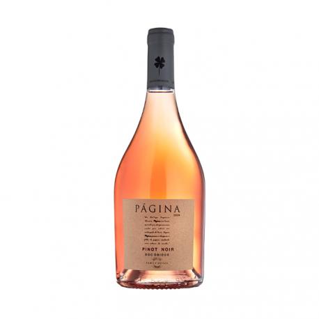 Página Pinot Noir Rosé 2020