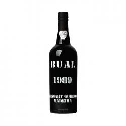Cossart Gordon Vintage Bual 1989