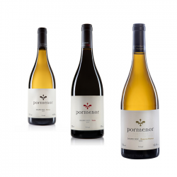 Pormenor Wines Pack - Robert Parker Awards