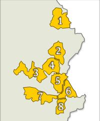 Alentejo: sub-regiões