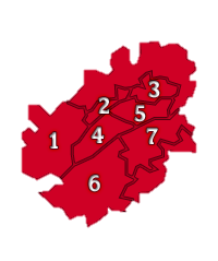 Dão: sub-regions