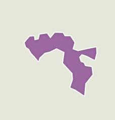 Távora-varosa: sub-regiões